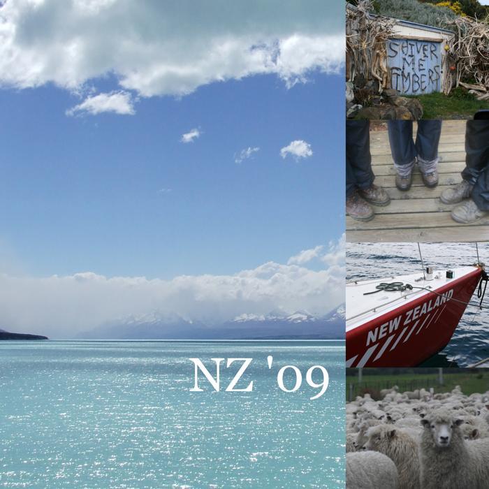 New Zealand Travel Photobook