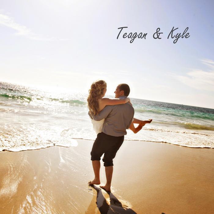 Teagan and Kyle Wedding Photobook